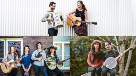 A night of Bluegrass and Folk