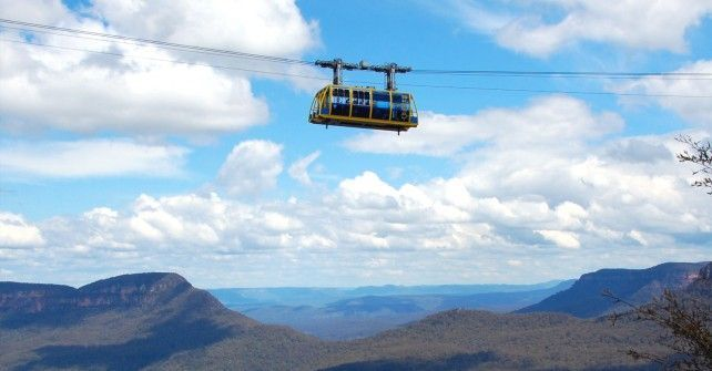 Scenic World Package