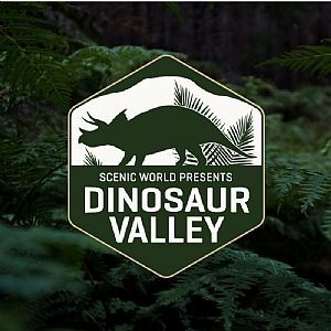 Dinosaur Valley at Scenic World
