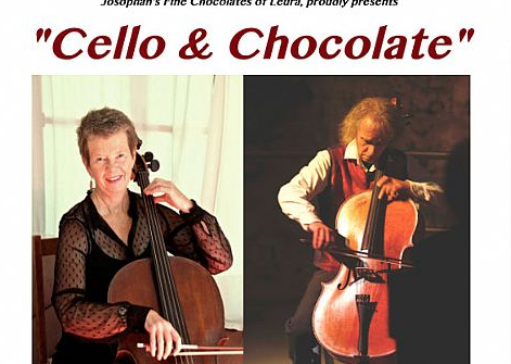 """Cello & Chocolate"" – VIVALDI, VIVALDI, VIVALDI"