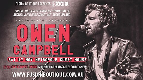 Owen Campbell & Band
